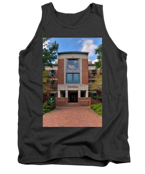 Swem Library Tank Top
