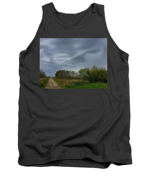 Swirel Tank Top
