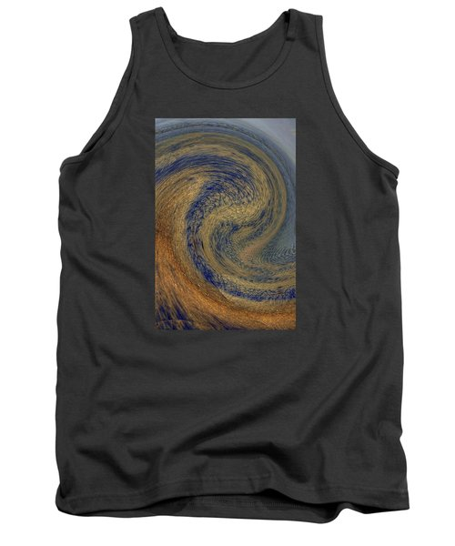 Swirl Tank Top