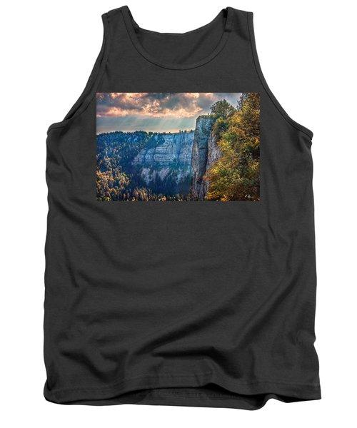 Swiss Grand Canyon Tank Top