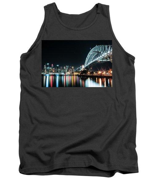 Sydney Harbour Sparkle Tank Top