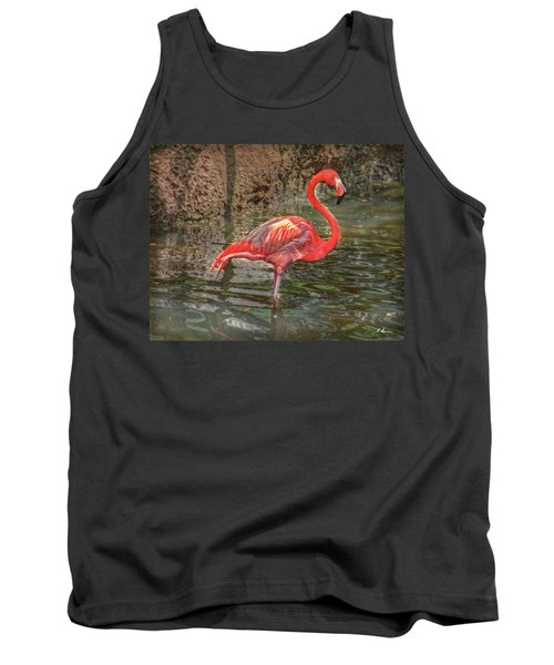 Tank Top featuring the photograph Symbol Of Florida by Hanny Heim