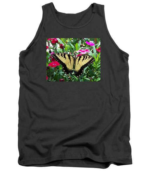 Tank Top featuring the photograph Symmetry by Sandi OReilly