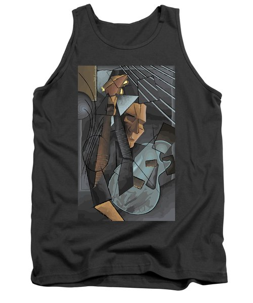 Syncopation Tank Top