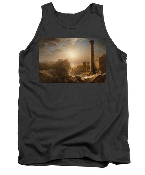 Syria By The Sea Tank Top