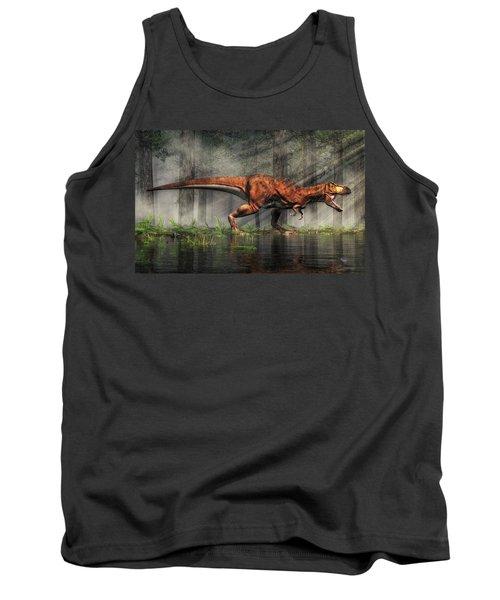 T-rex Tank Top