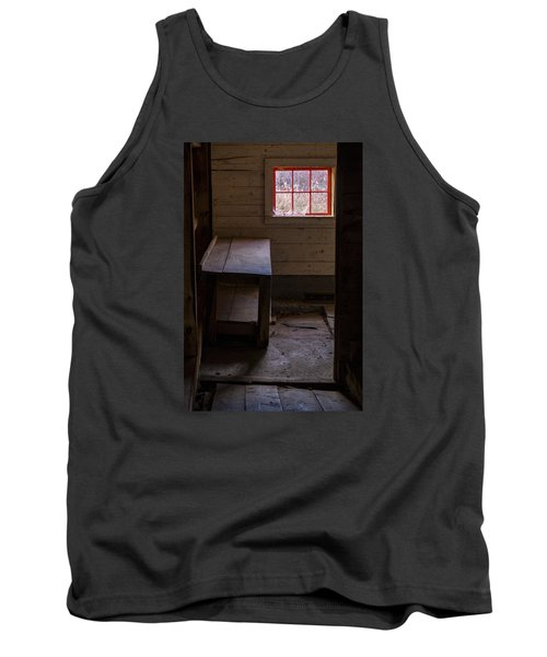 Table And Window Tank Top