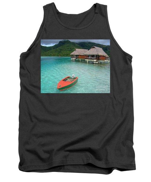 Tahitian Boat Tank Top