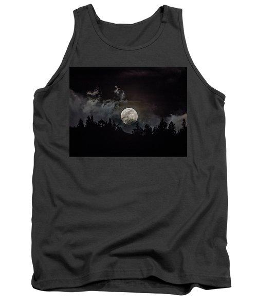 Tahoe Moon Cloud Tank Top
