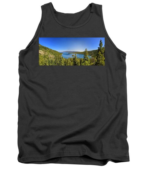 Tahoe Moutain View Tank Top