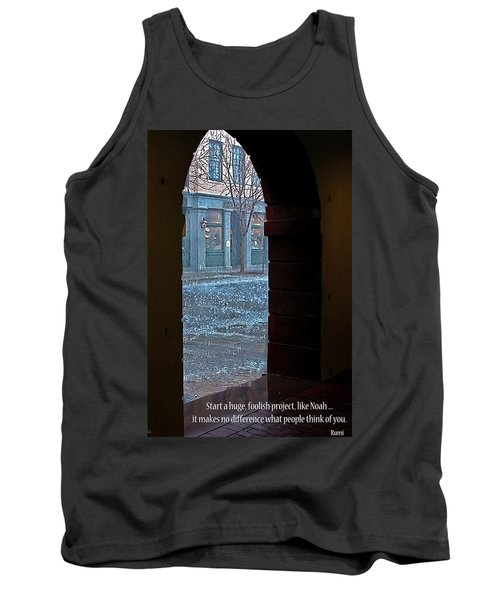 Tank Top featuring the photograph Take A Chance by Rhonda McDougall