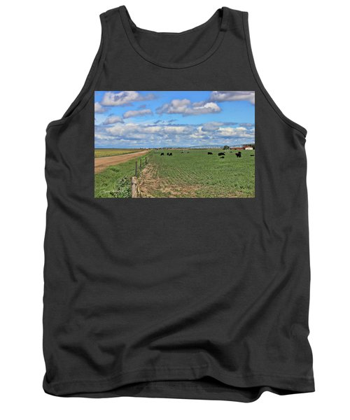 Take Me Home Country Roads Tank Top by Sylvia Thornton