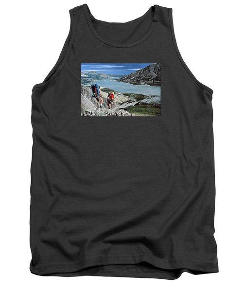 Take This View And Love It Tank Top