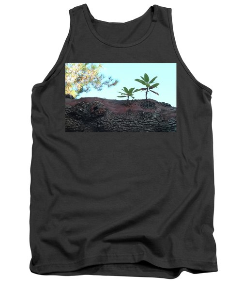 Taking A Walk Tank Top