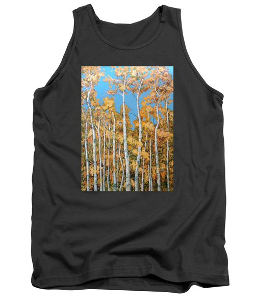 Tall Poplars Tank Top