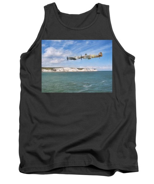 Tank Top featuring the photograph Tally Bally Ho by Roy McPeak