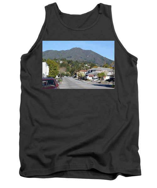 Tamalpais From Mill Valley Tank Top
