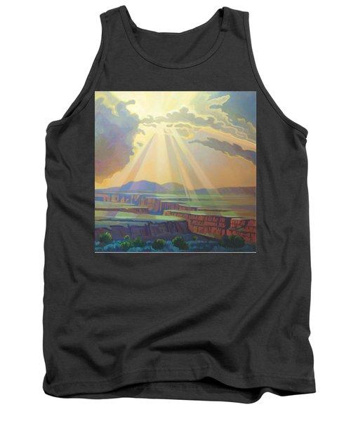 Taos Gorge God Rays Tank Top