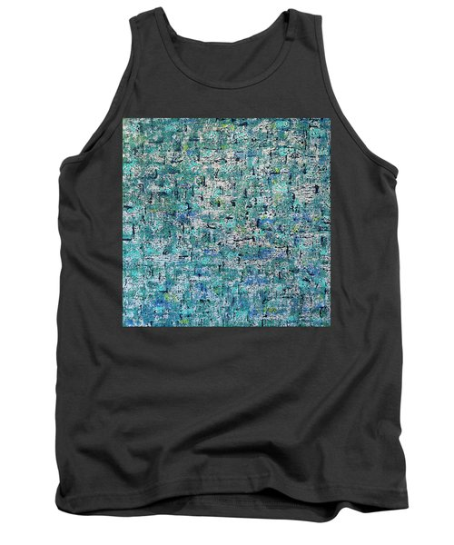 Tapestry Tank Top by James Mancini Heath