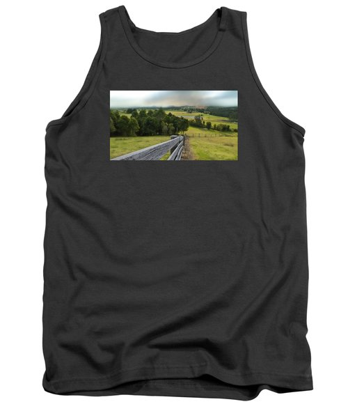 Taree West 01 Tank Top by Kevin Chippindall
