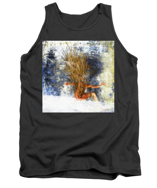 Tatoo Bird Tank Top