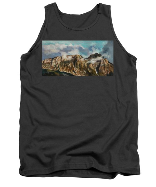Tatry Mountains- Giewont Tank Top