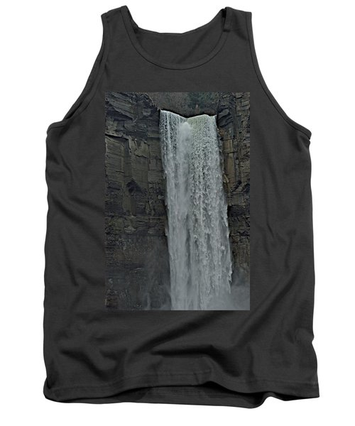 Taughannock Falls State Park Tank Top by Joseph Yarbrough