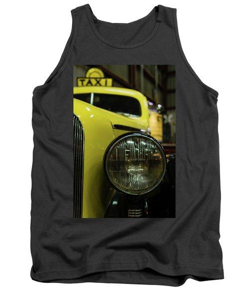 Taxi Tank Top