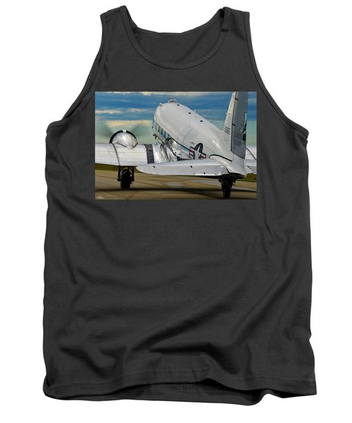 Taxiing To The Active Tank Top