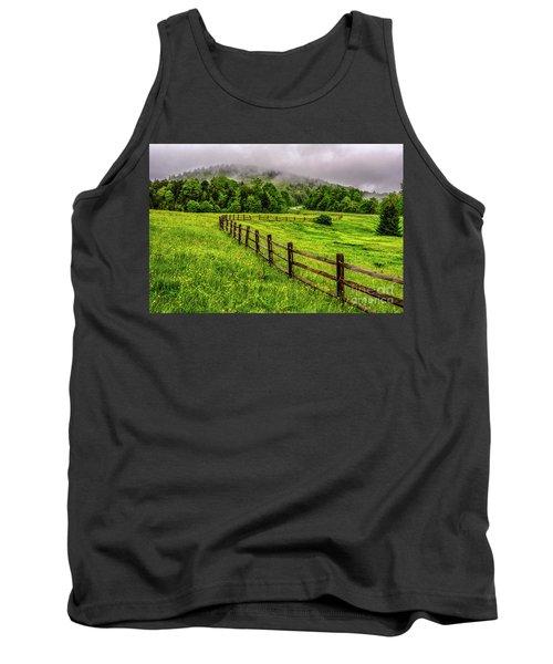 Tea Creek Meadow And Buttercups Tank Top