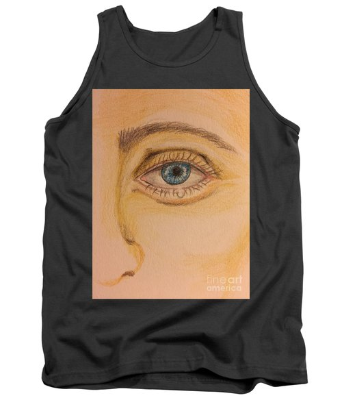 Tear Drop Tank Top