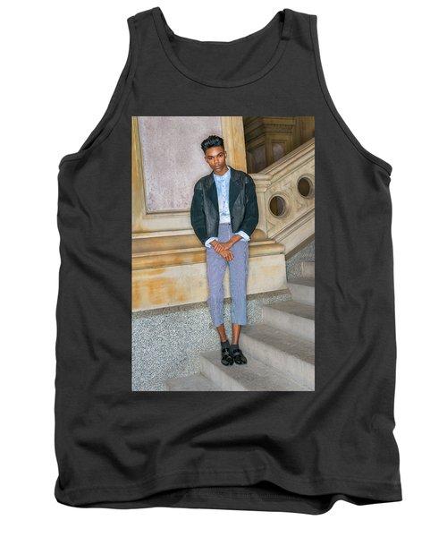 Teenage Boy Fashion 1504267 Tank Top