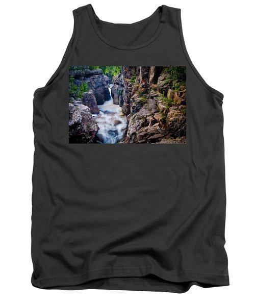 Temperance River Gorge Tank Top
