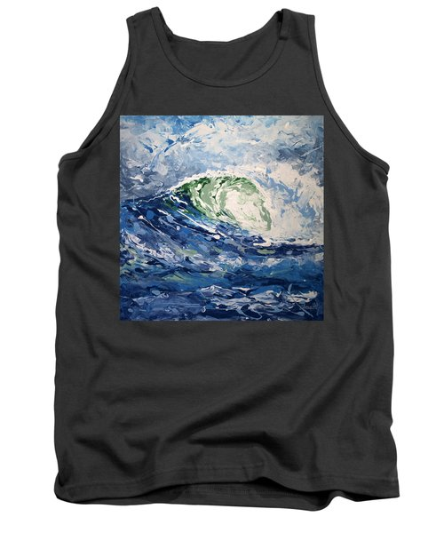 Tempest Abstract Tank Top