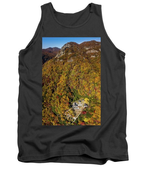 Temple In The Valley 2 Tank Top