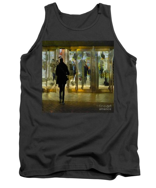 Tank Top featuring the photograph Temptation by LemonArt Photography