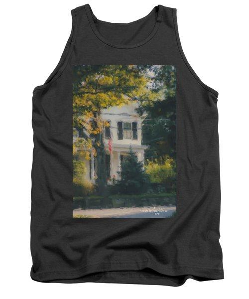 Ten Lincoln Street, Easton, Ma Tank Top