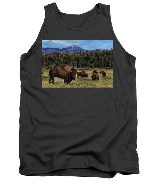 Tending The Herd Tank Top