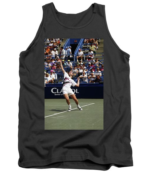 Tennis Serve Tank Top