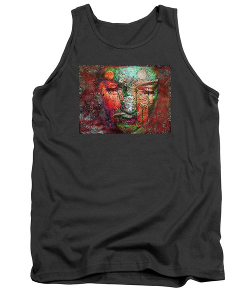 Tenuous-the Masculine And The Feminine Tank Top