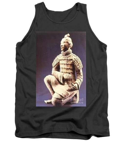 Terracotta Soldier Tank Top