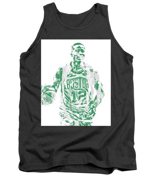 Terry Rozier Boston Celtics Pixel Art 11 Tank Top