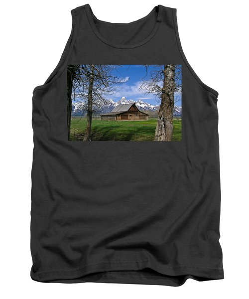 Teton Barn Tank Top