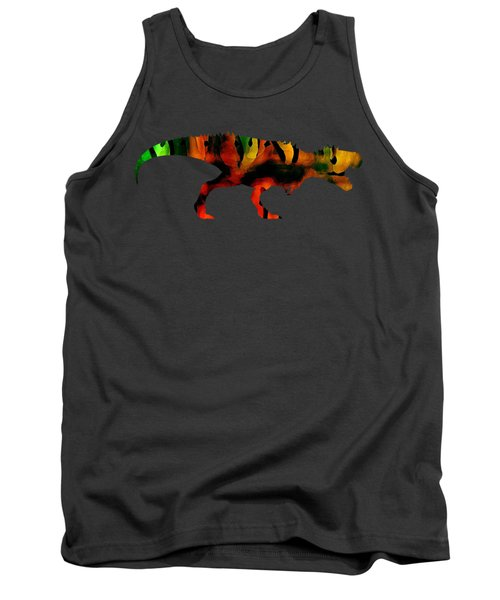 Tex The T-rex  Tank Top