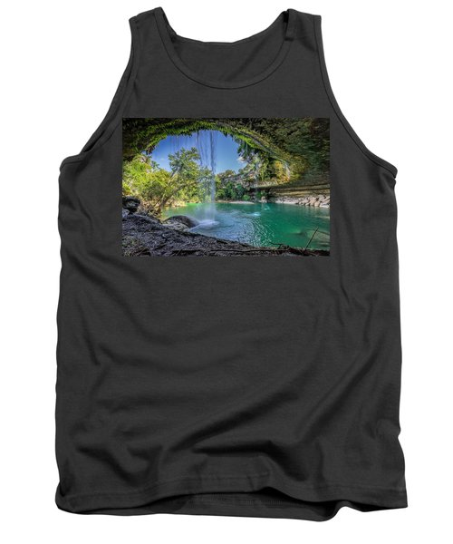 Texas Paradise Tank Top
