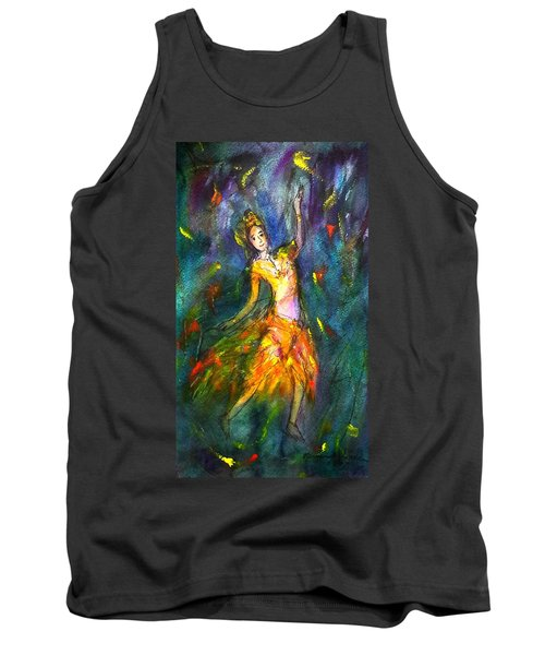 Thai Dancing Tank Top