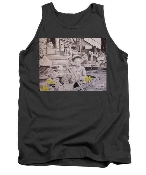 Thai Sunshine Tank Top by Stuart Engel