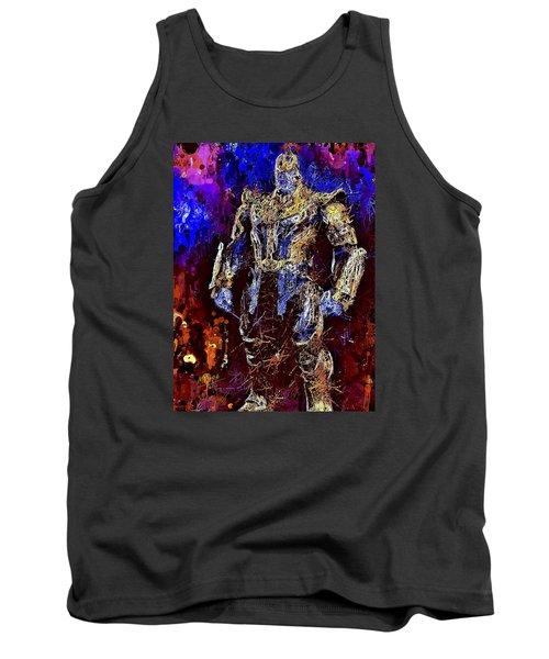 Thanos Tank Top