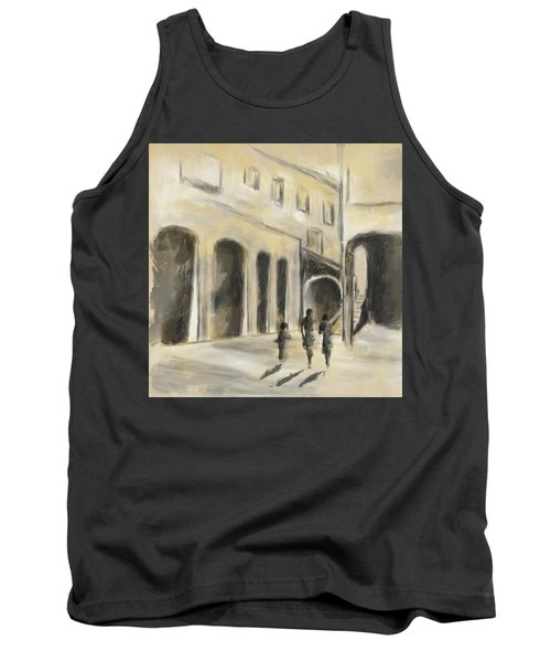 That Old House Tank Top