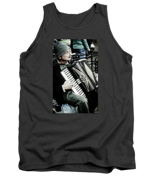 Thats Amore Tank Top by Bruce Carpenter